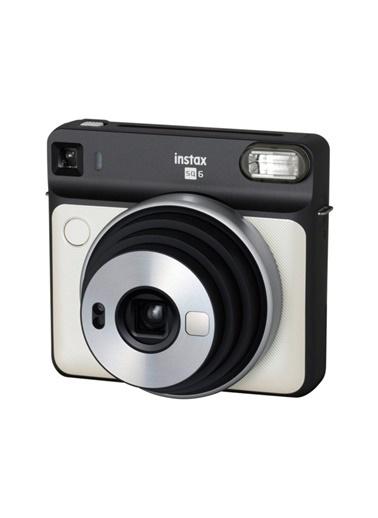 Fujifilm Instax SQ 6 İnci Beyaz Fotoğraf Makinesi ve Hediye Seti Renkli